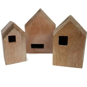 Hearth & Hand Magnolia Wooden Nesting Houses